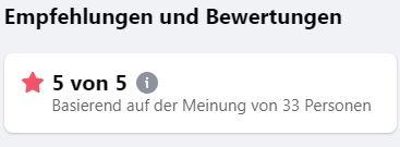 FB Empfehlungen